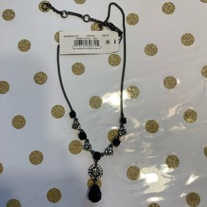 Givenchy Hematite Necklace